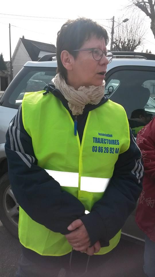 """""""J'aime la Loire propre"""" à Cosne Cours sur Loire, Mars 2015"""