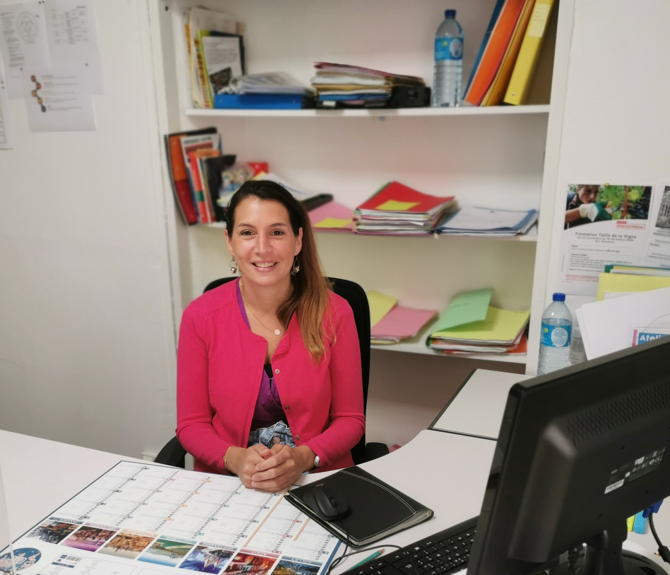 Elodie : Conseillère en Insertion Professionnelle