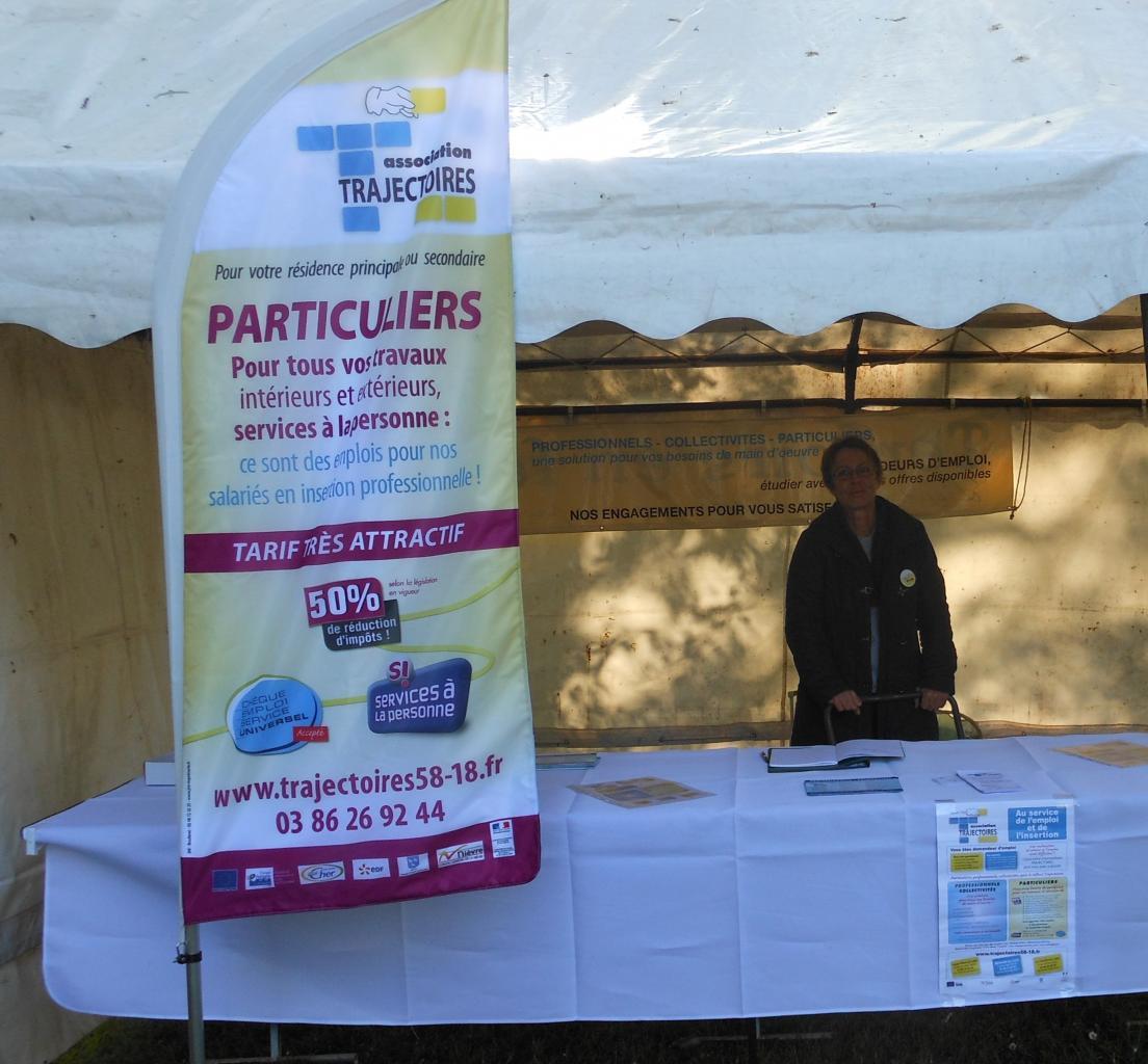 Fête de la grenouille à Mesves sur Loire, mai 2016