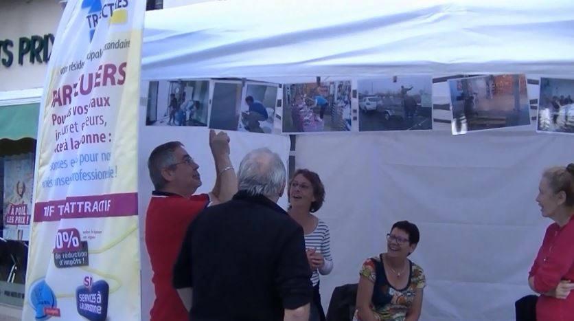 Septembre 2017, fête St Michel à Cosne Cours sur Loire