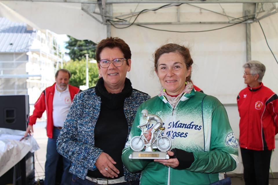 Rallye des vignobles octobre 2016, remise récompenses.