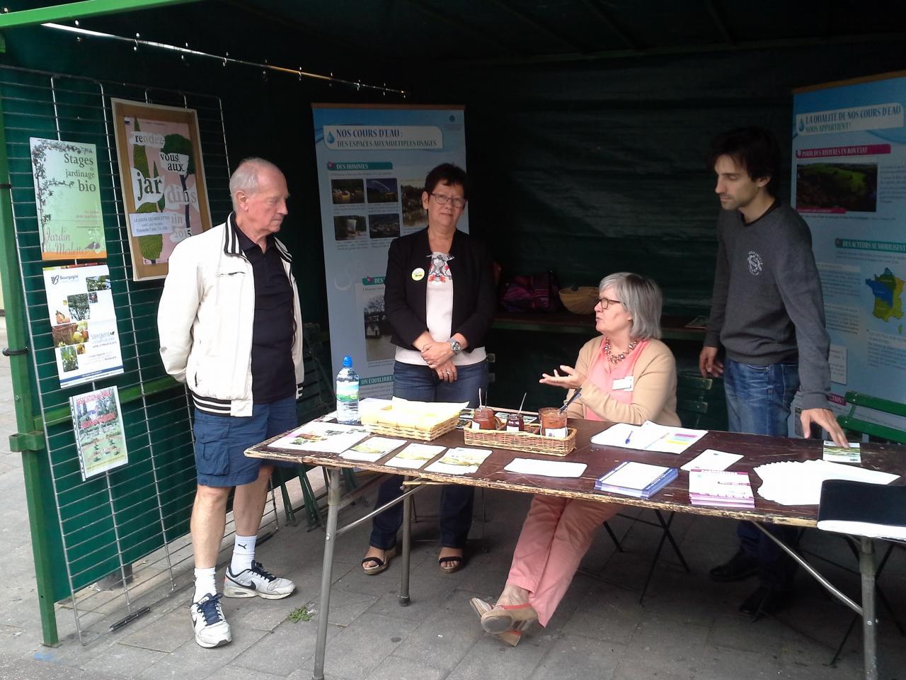 Semaine du développement durable juin 2015  Cosne Cours / Loire