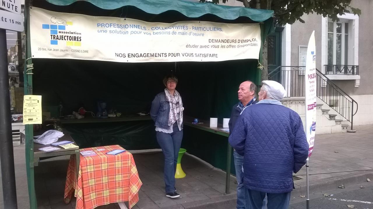 Fête St Michel à Cosne Cours sur Loire, septembre 2015